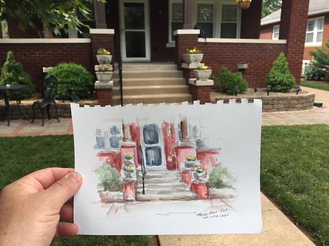 Phelps Grove 'Art in the Garden'