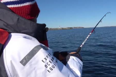 Mořský rybolov aneb chystátese kmoři?