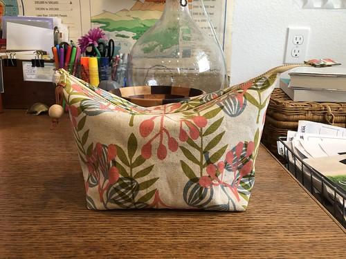 Noodlehead Open Wide pouch