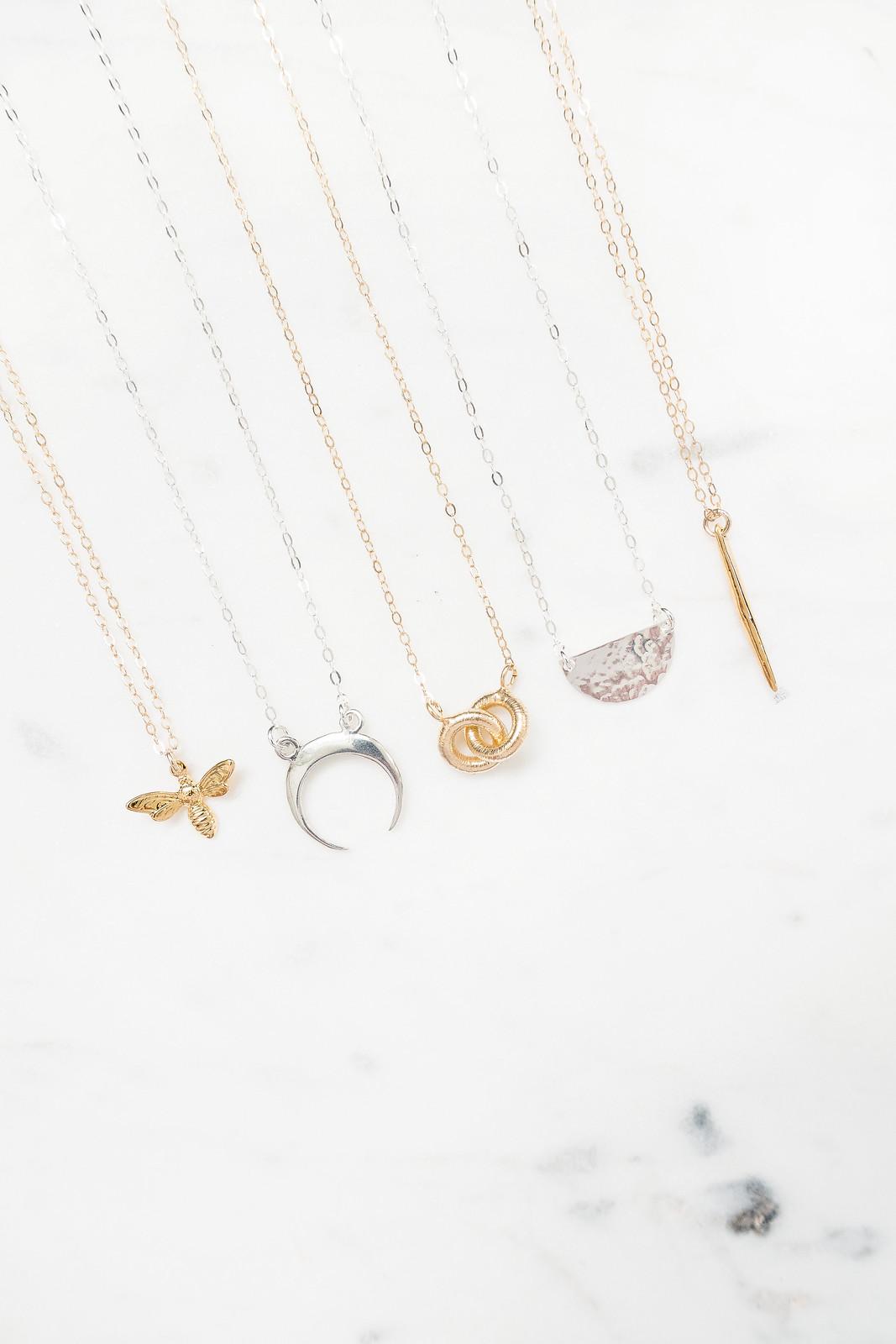 Restocked Minimal Jewellery UK