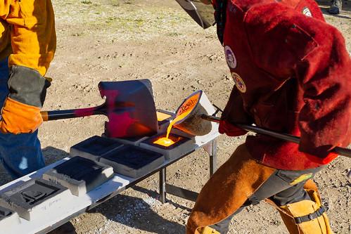 1st Annual Lynden Community Iron Pour