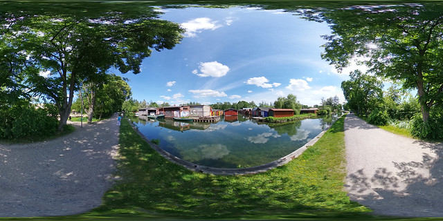 Neubrandenburg - Oberbach 360 Grad