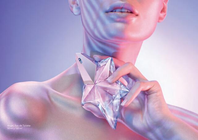 Nuevo Angel Eau de Toilette: Una nueva sensualidad