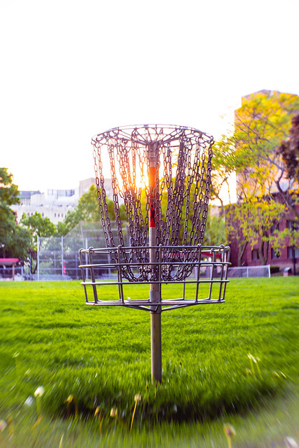 Sunset Downtown Disc Golf