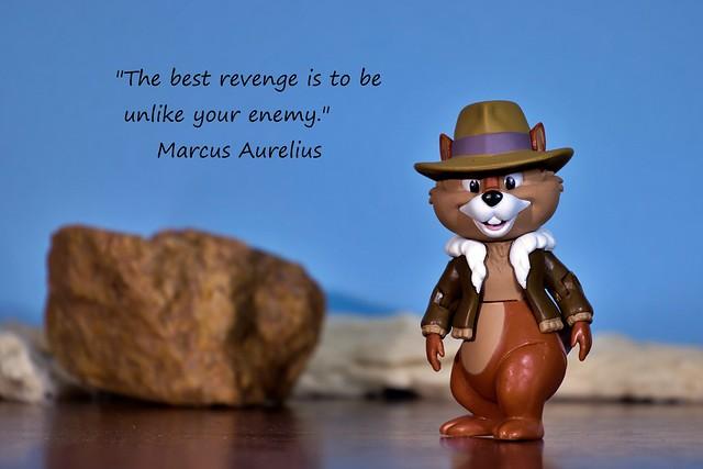 Marcus Aurelius was Empeoror of Rome from 161 to 180 AD
