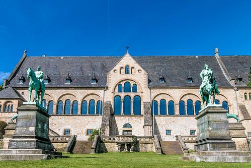 Kaiserpfalz Goslar   by pyrolim