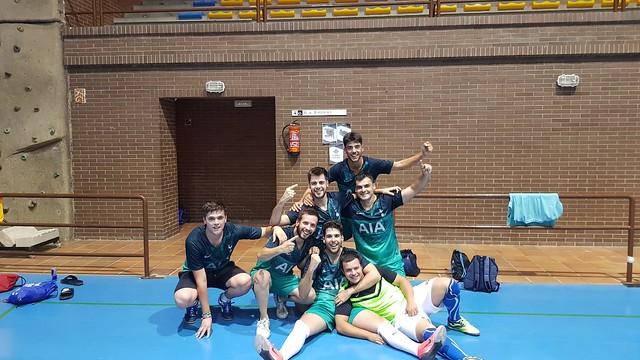 AionSur 48037545468_0bb0d4d18f_z_d Jóvenes Promesas y Spurs, campeones de la Liga Local de Fútbol Sala 2019 Deportes Fútbol Sala  destacado