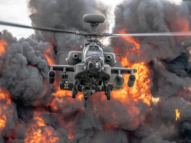 Westland Apache AH1 (WAH-64D)