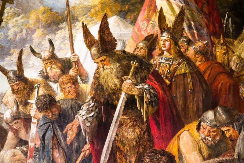 Gemälde in der Kaiserpfalz