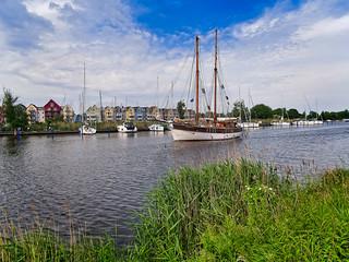 """Schoner """"Vorpommern"""" Greifswald"""