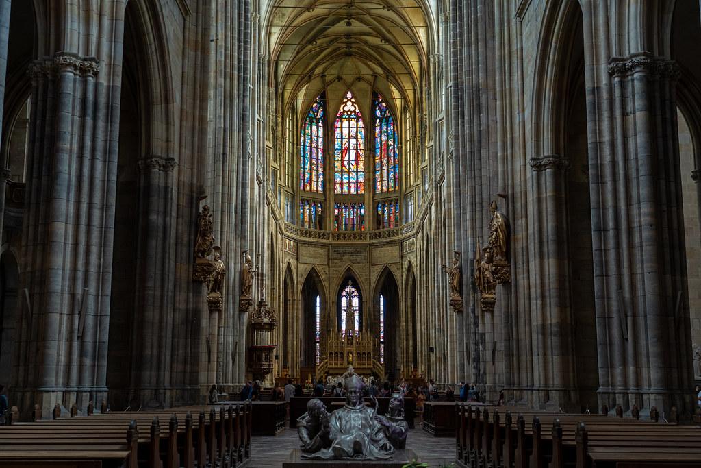Katedrála Sv. Víta(2)