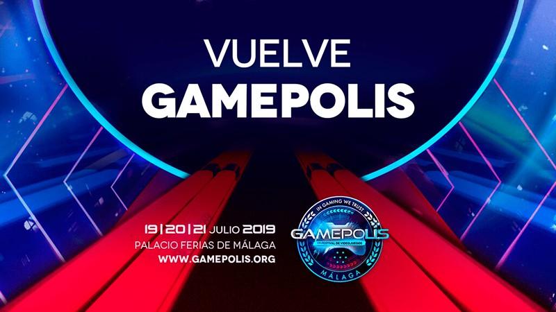 VUELVE-GAMEPOLIS