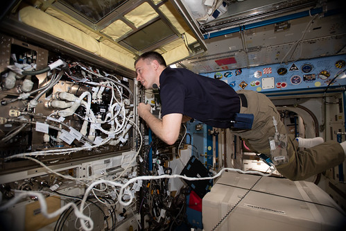 NASA astronaut Nick Hague | by NASA Johnson