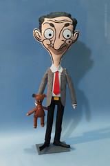 Mr. Bean Cartoon