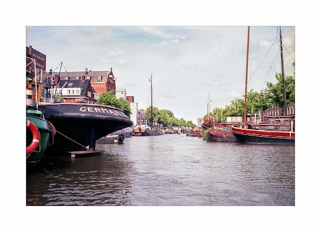 Noorderhaven, Groningen, The Netherlands