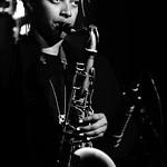 Nubya Garcia: sax
