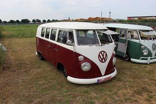Volkswagen Bulli T1      Haselünne Classics & Burgers 10.06.2019