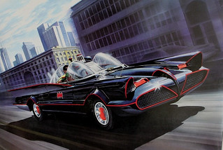 Batmobile 1966 Deluxe Edition Box Art | by trekriffic