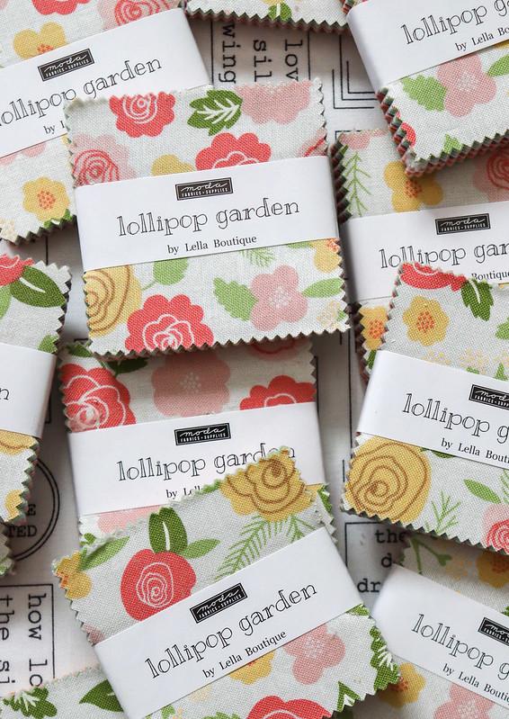 Lollipop Garden Mini Charms
