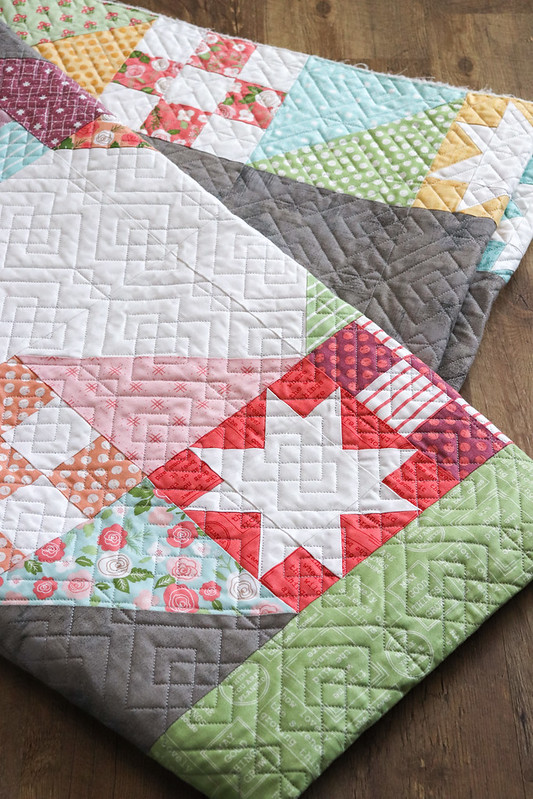 Butterfly Patch quilt