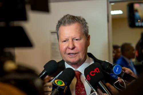 10.06.19 Prefeito Arthur participa da reunião do Conselho Nacional de Justiça