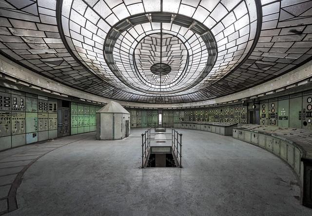 Art Decor Controll Room