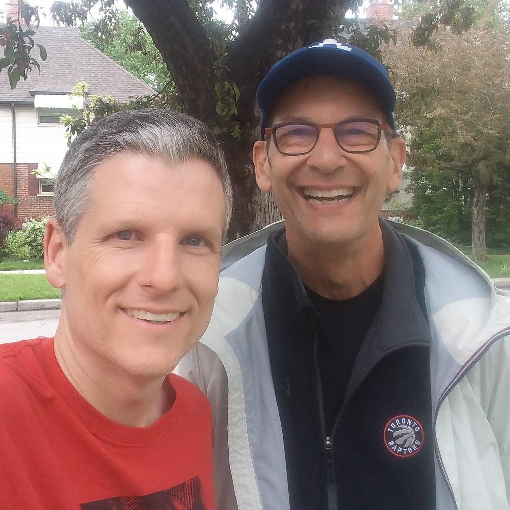 Mark Hebscher and Me