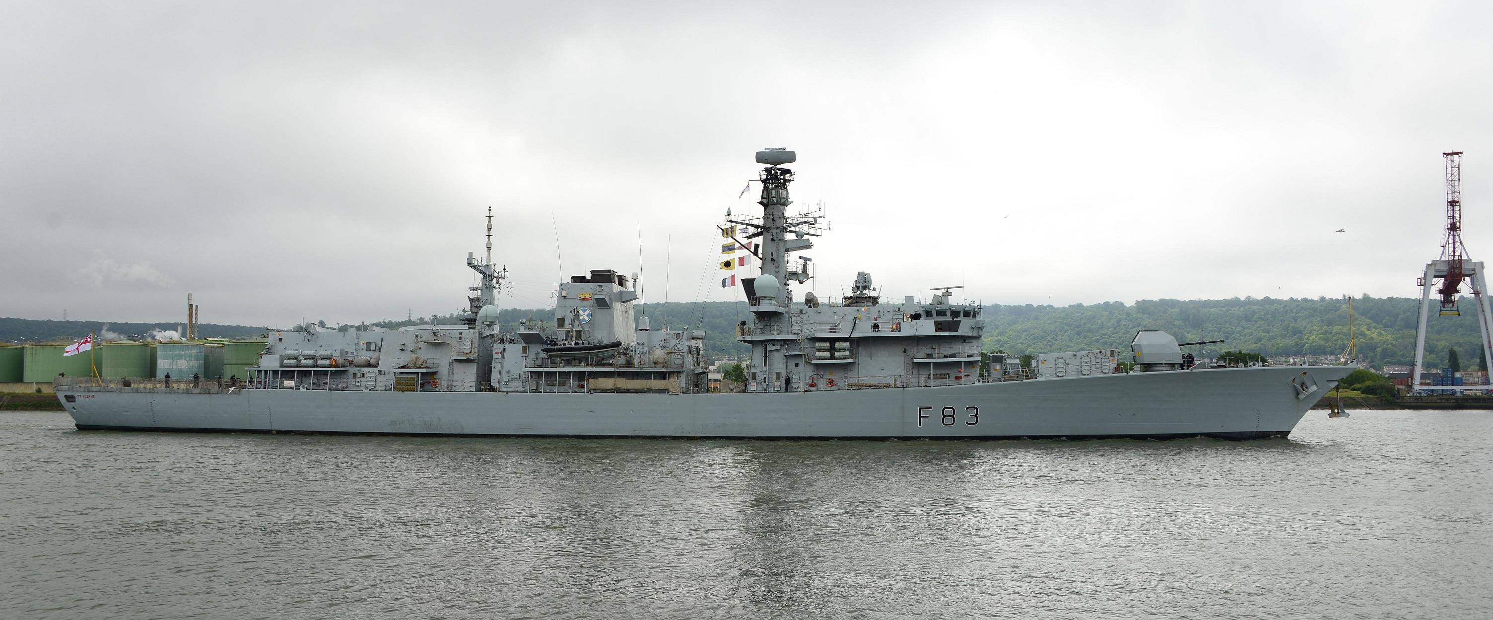 Type 23 Class frigate - Page 13 48038128133_35b50aa912_o