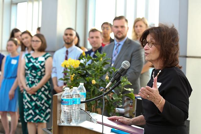 Dean's Annual DC Alumni Reception