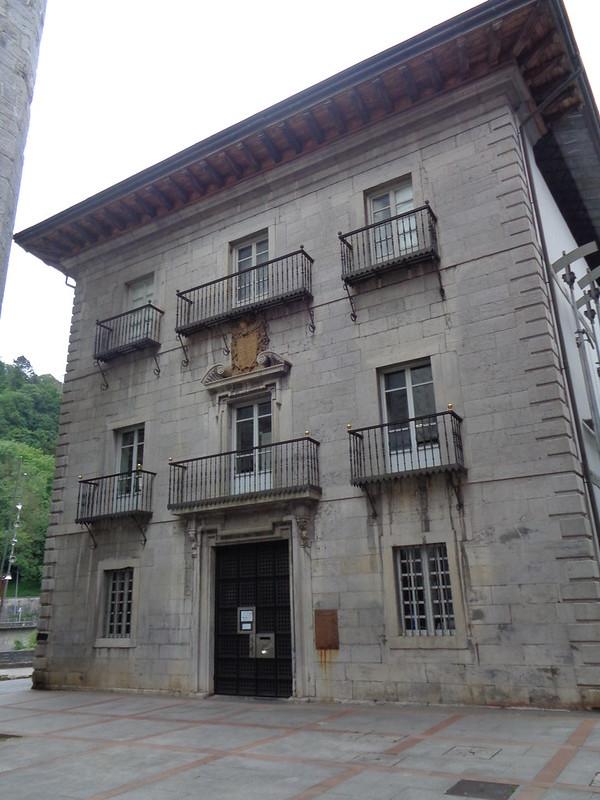 PALACIO ARANBURU