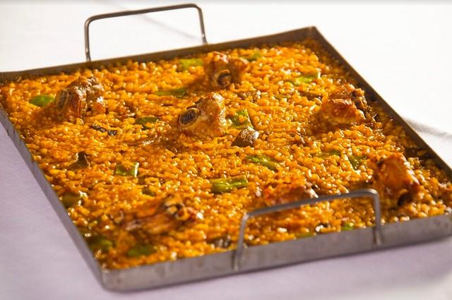 Barra y Mantel arroz