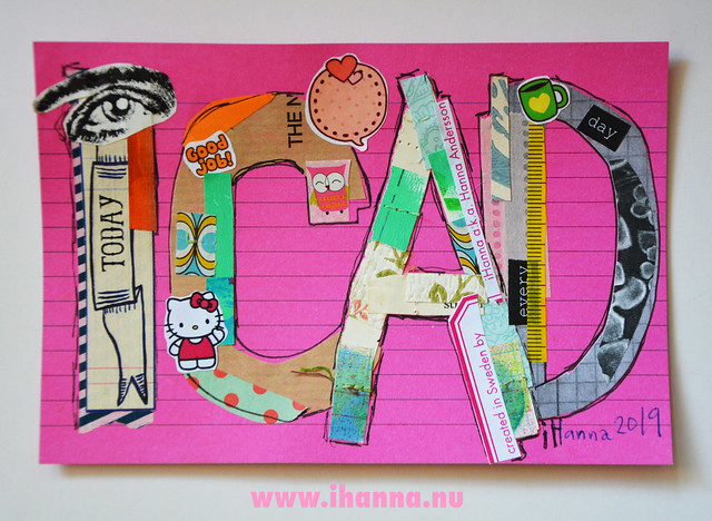 ICAD intro card 2019 by iHanna