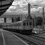 Grey train