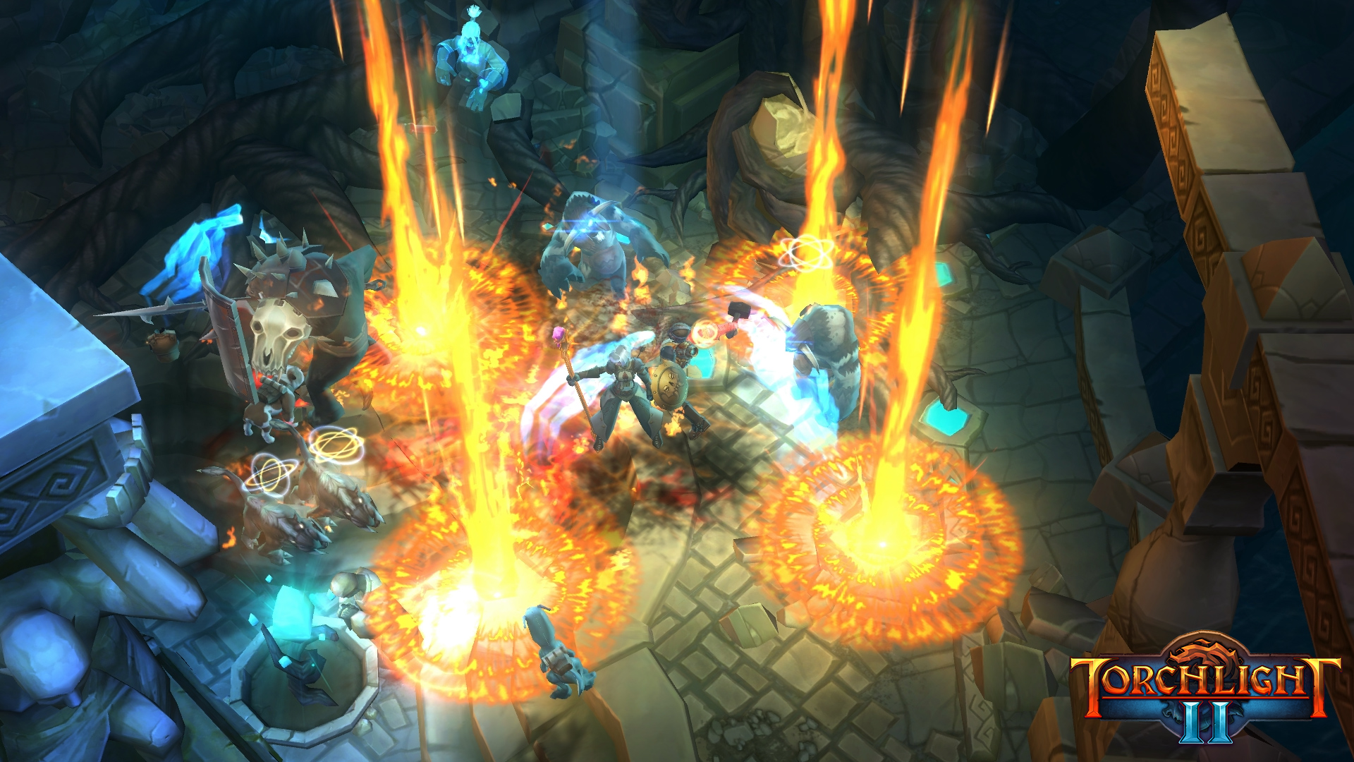 Torchlight II on PS4