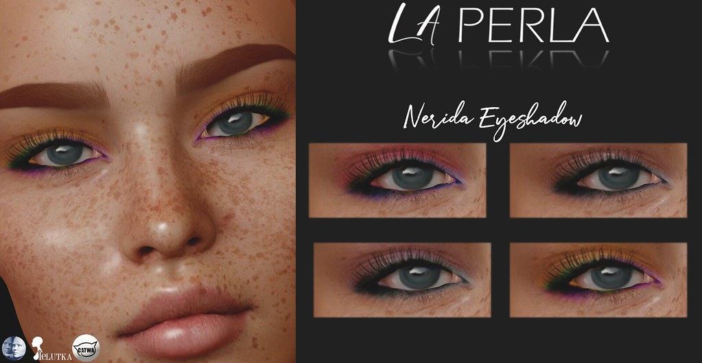 {LP}- Nerida  Eyeshadow