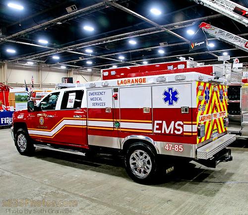 LaGrange Fire District 47-85 Photo