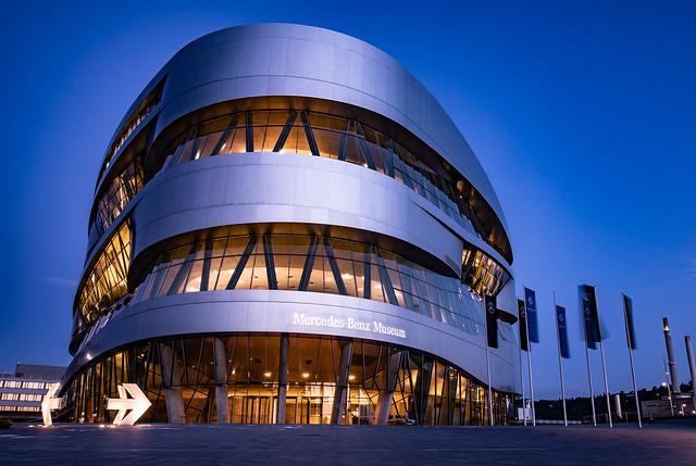 Mercedes-Benz Museum#1