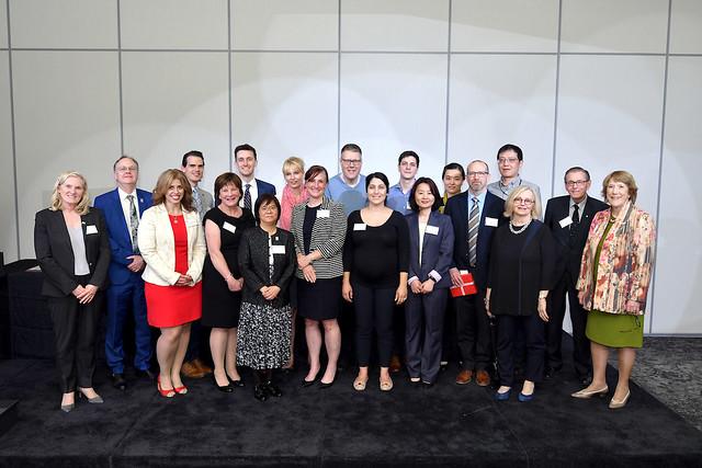 2018 President's Staff Recognition Awards held June 5, 2019