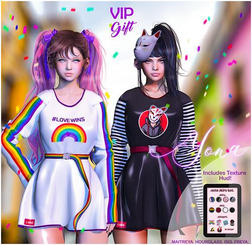 Luas Yona VIP Gift June