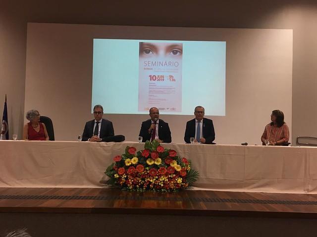 MPPE promove seminário sobre mortalidade materna em Pernambuco