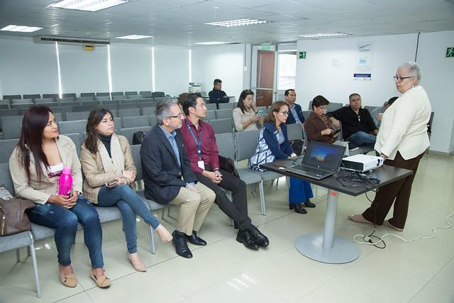 Visita de la Dirección de Ayuda Humanitaria y Protección Civil de la Comunidad Europea