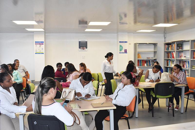 Socialización de prácticas profesionales - Buenaventura