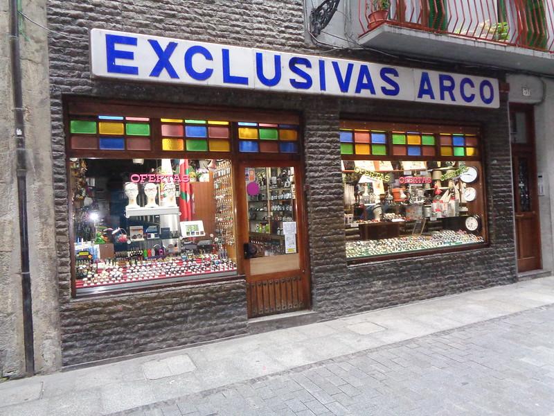 EXCLUSIVAS ARCO