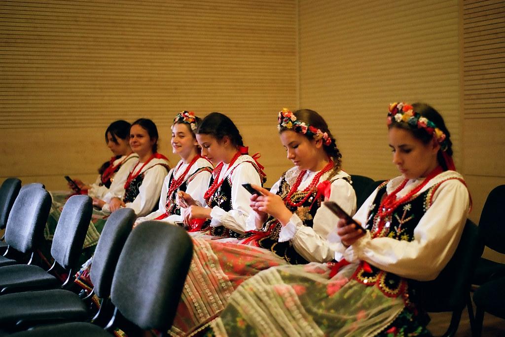 Dziewczyny z Łapanowa / Girls from Łapanów