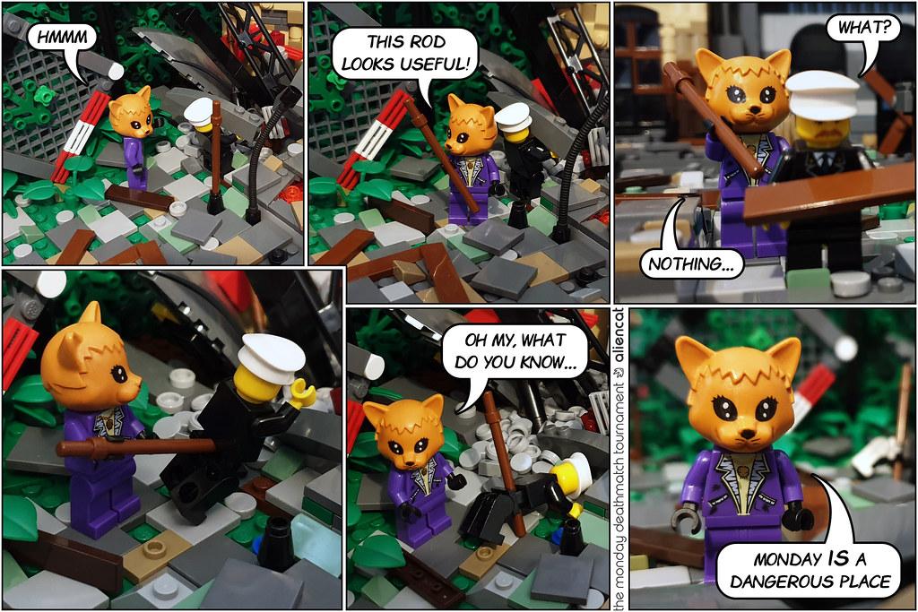 The Monday Deathmatch Tournament - Page 38