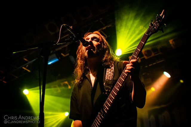 Symphony X (w/ Savage Messiah) at Electric Ballroom (London, UK) on June 6, 2019