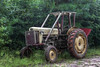 The old Ferguson Model 40 gasoline tractor......D700 by Larry Daugherty