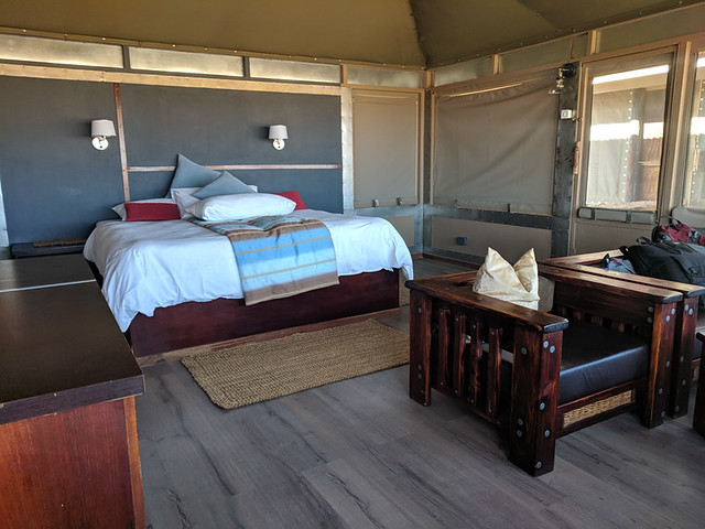 our bedroom @ Moon Mountain