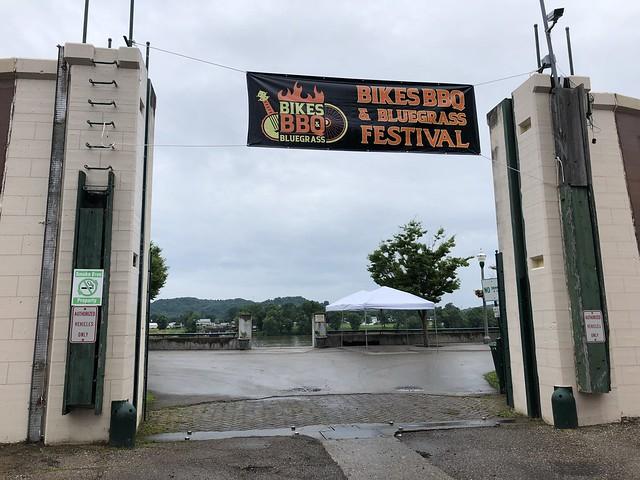Bikes bbq bluegrass