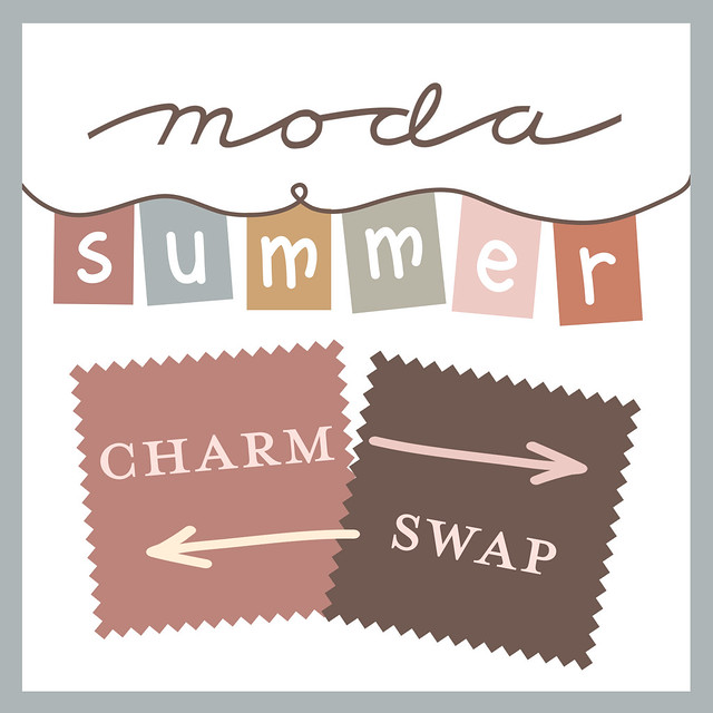 Moda Summer Charm Swap badge